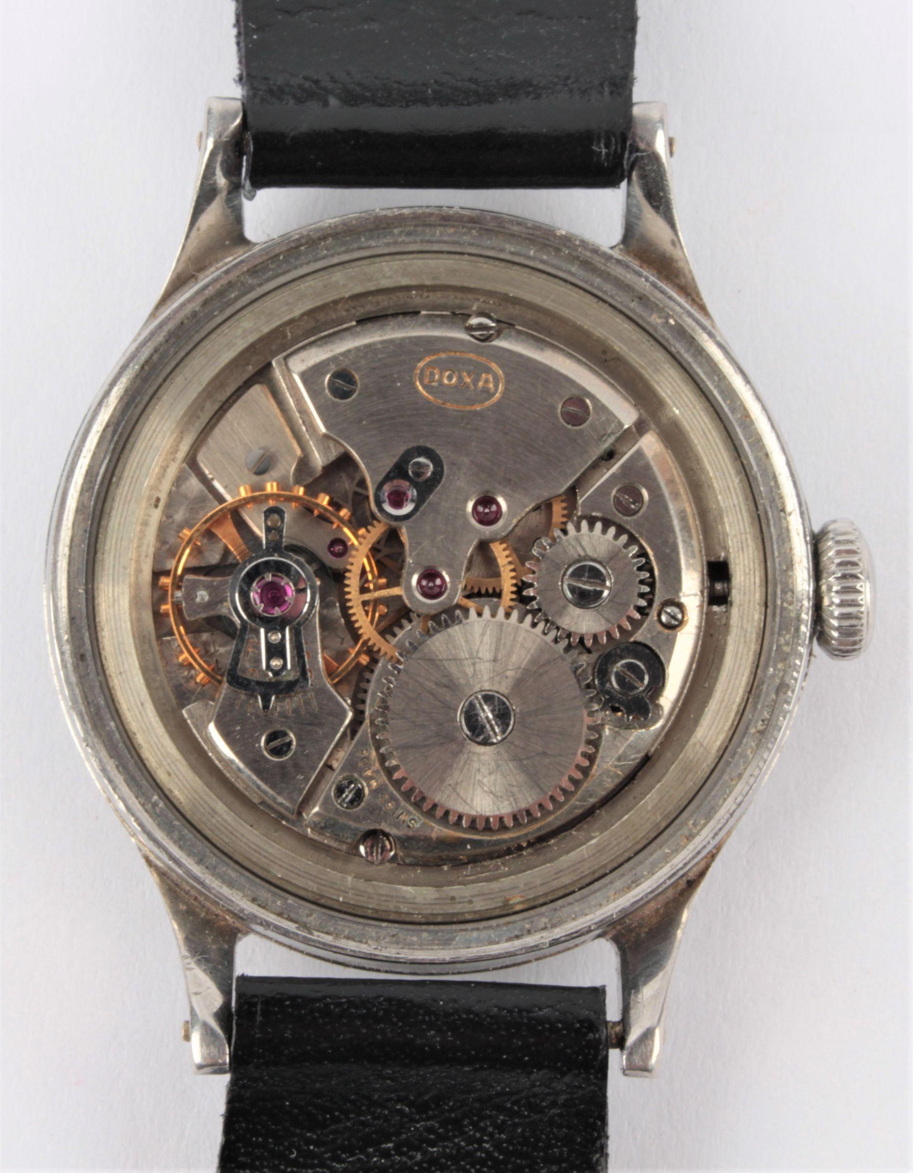 5f6256e3d0a Náramkové hodinky DOXA Antimagnetic